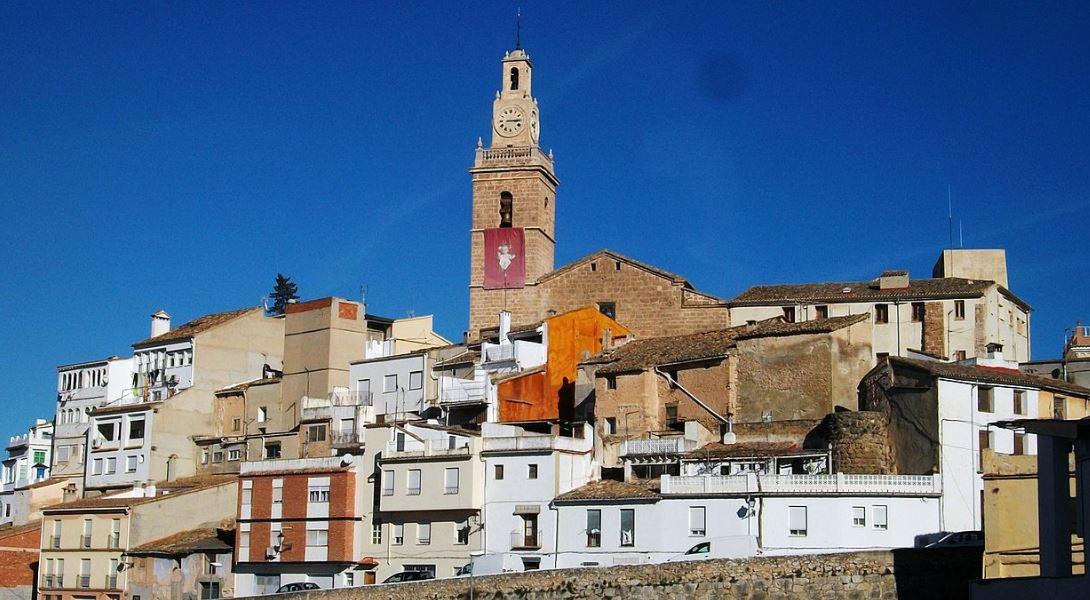 lugares bonitos en valencia Albaida