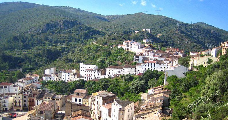 pueblos con encanto comunidad valenciana Vilafamés
