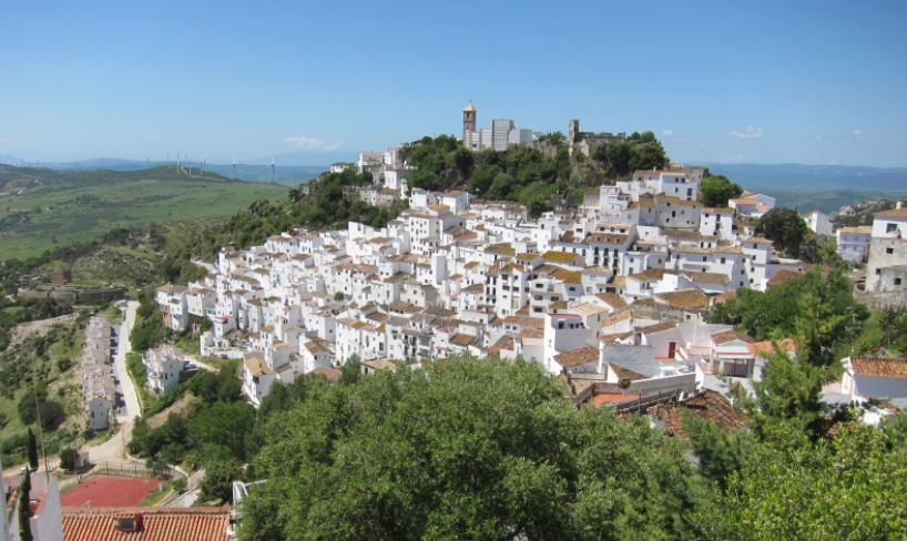 lugares con encanto en andalucia casares