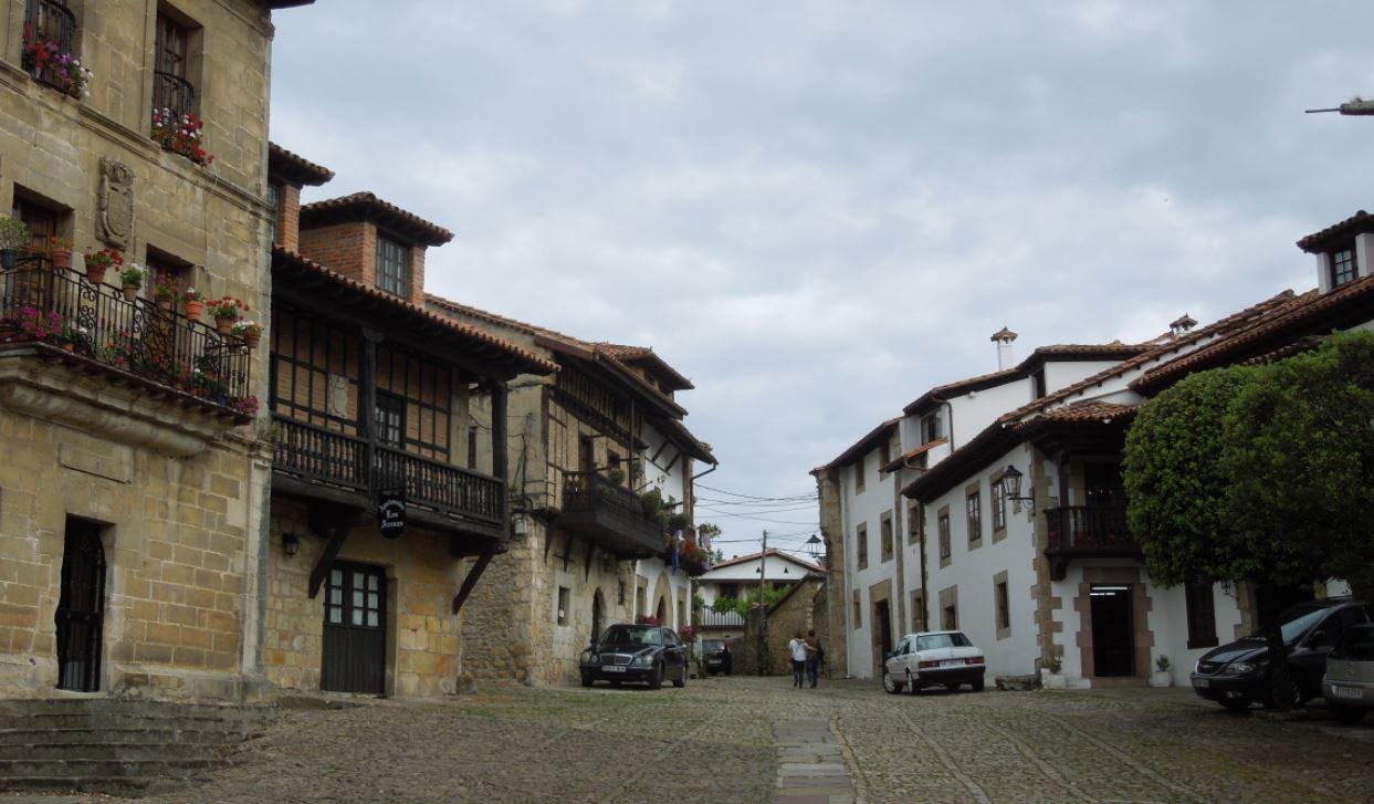 santillana del mar ciudades medievales españa