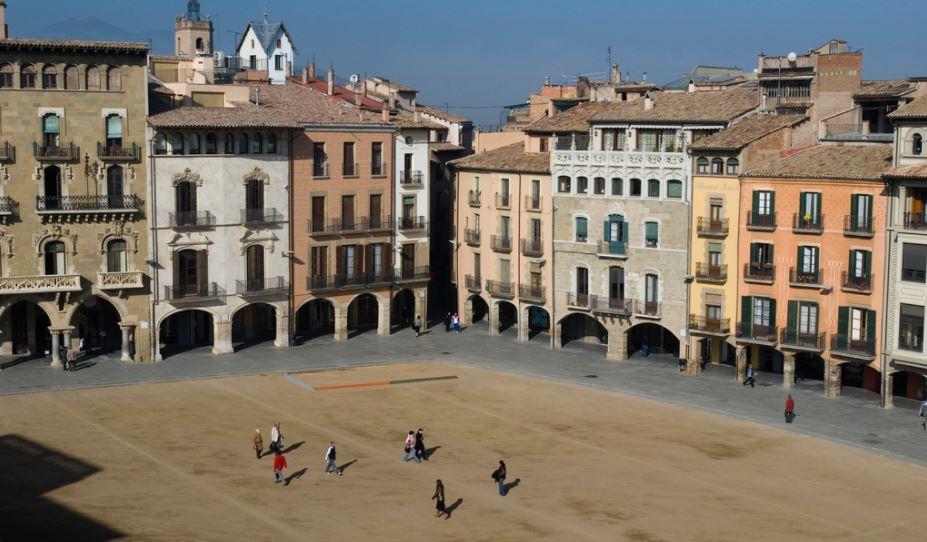 vic pueblos barcelona