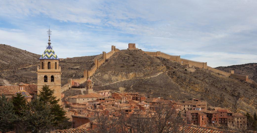 Albarracin que ver en teruel provincia