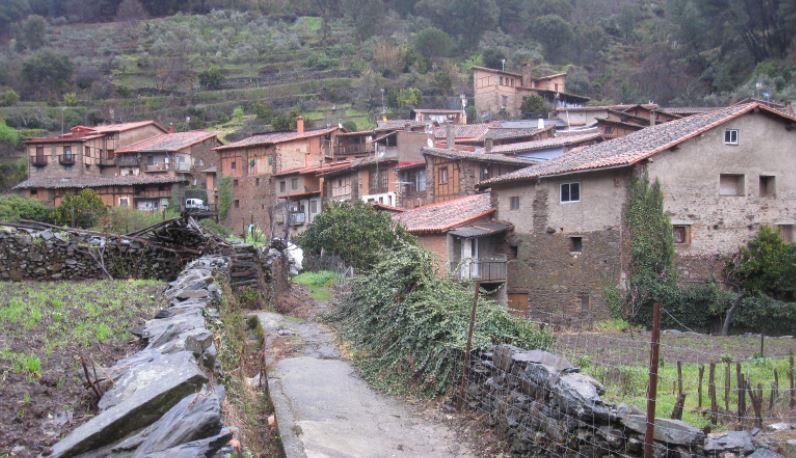 Robledillo de Gata pueblos de caceres con encanto
