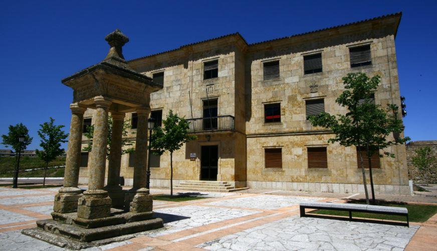 que ver en la provincia de salamanca Ciudad Rodrigo