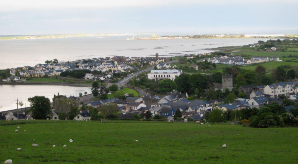Carlingford que ver en la costa de irlanda