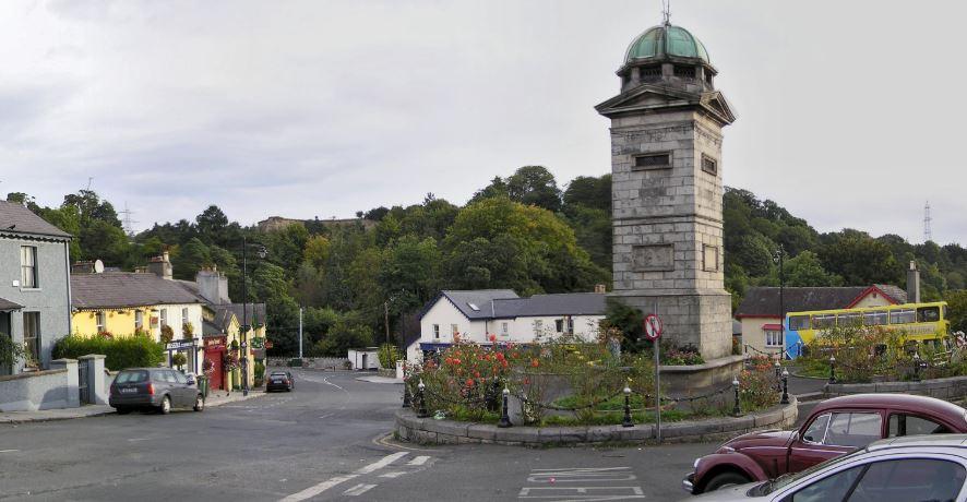 pueblos con encanto irlanda Enniskerry