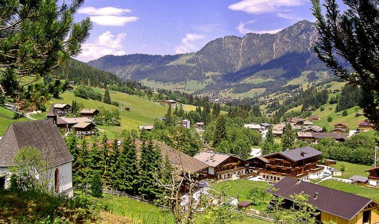Alpbach lugares para ver en austria