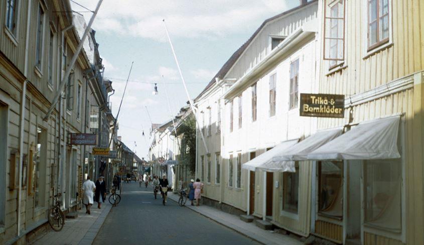 Eksjo pueblos suecos encantadores