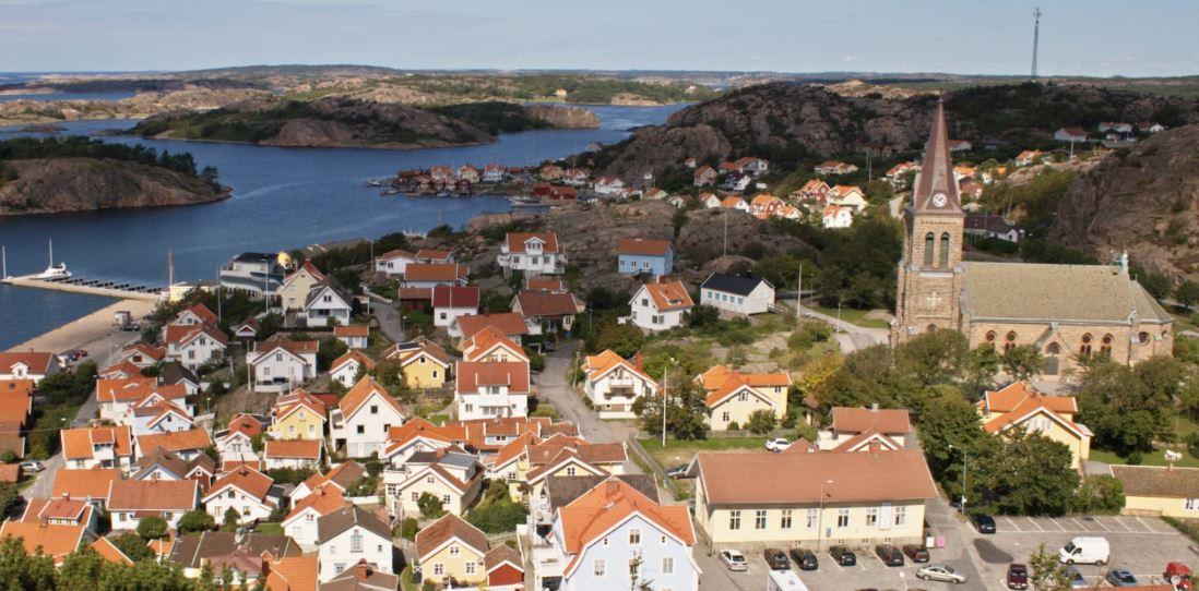 Fjallbacka lugares más bonitos de suecia
