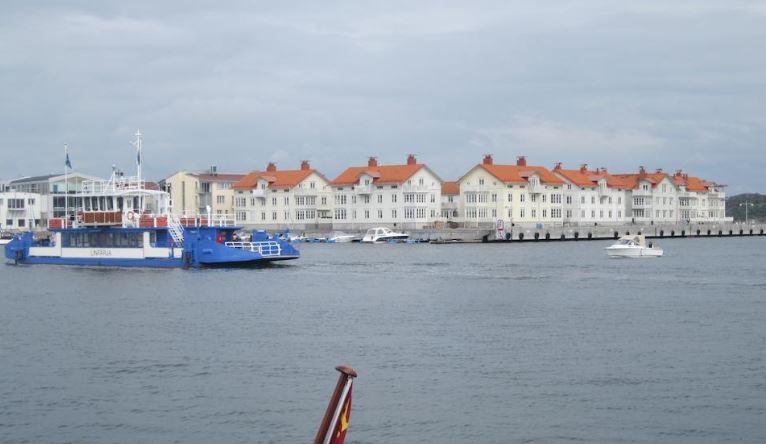 Isla de Marstrand pueblos más bonitos de suecia