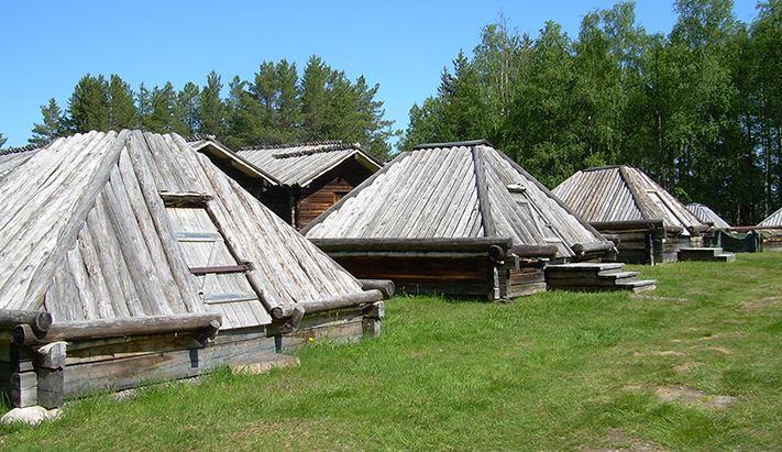 Lappstaden Arvidsjaur pueblos más bellos de suecia