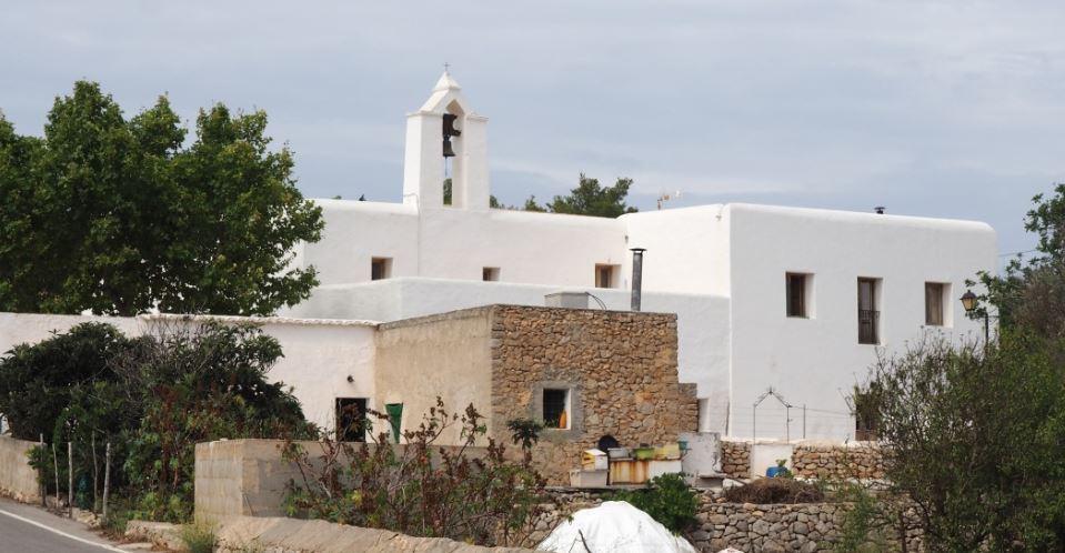 Santa Ines pueblos ibiza