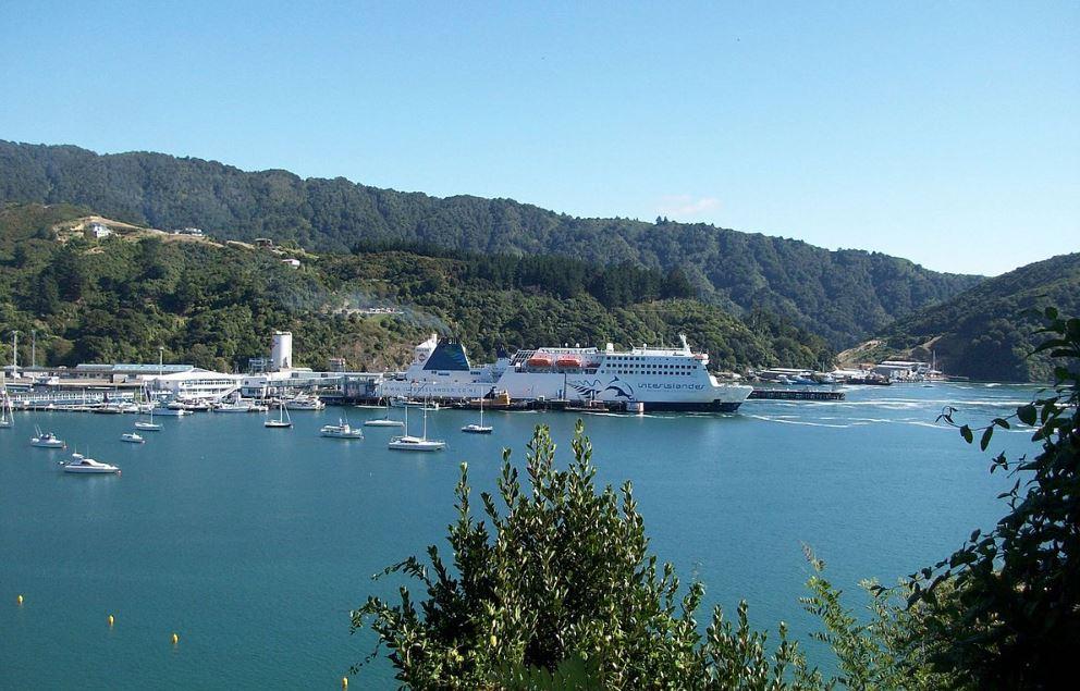 Picton pueblos más bellos de Nueva Zelanda
